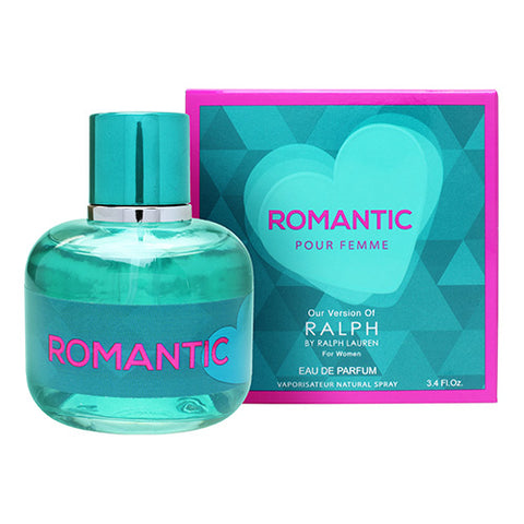 Romantic Pour Femme EDP 100ml Spray (like Ralph by Ralph Lauren)