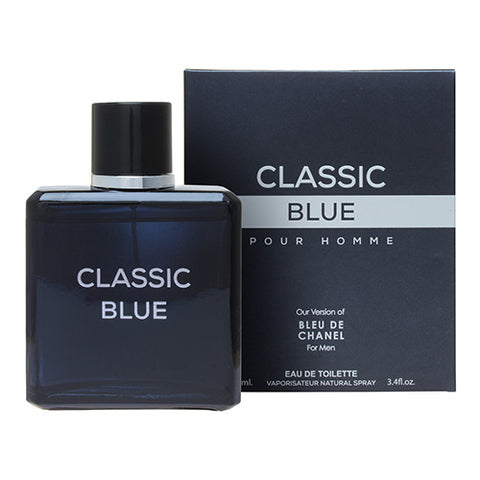 Classic Blue EDT 100ml Spray (like Bleu de Chanel by Chanel)