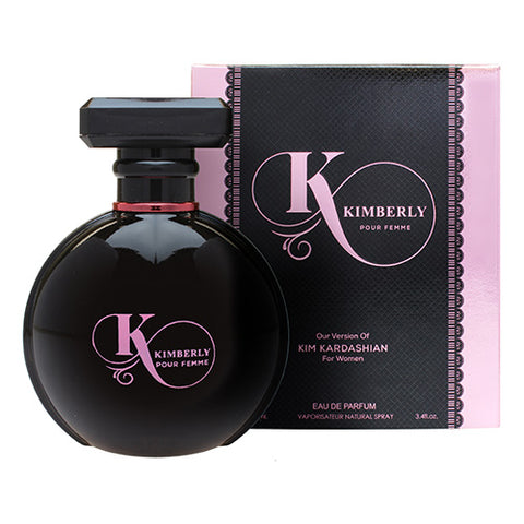Kimberly Pour Femme EDP 100ml Spray (like Signature by Kim Kardashian)