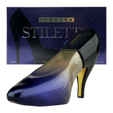 Ferrera Stiletto EDP 100ml Spray - Limited Edition (like Good Girl by Carolina Herrera)