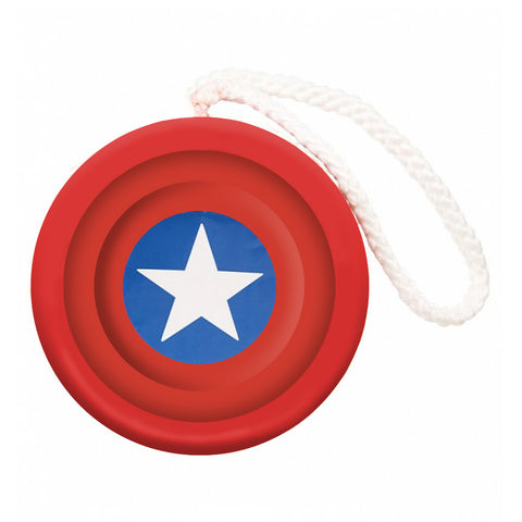 Captain America shield Soap on a Rope 180g