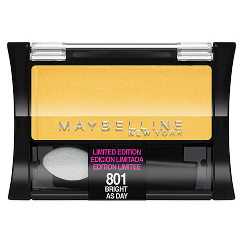 Maybelline Expert Wear Eyeshadow Single 801 BRIGHT AS DAY