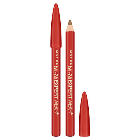 Maybelline Expert Wear Brow & Eye Pencil 104 LIGHT BROWN (Twin Pack)