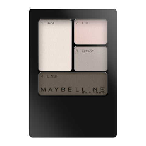 Maybelline Expert Wear Eyeshadow Quad 10Q MOCHA MOTION