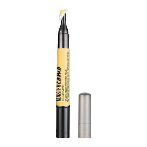 Maybelline Master Camo by FaceStudio Color Correcting Pen 40 YELLOW for Dark Circles