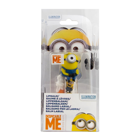 Minions 3D Lip Balm with Lanyard