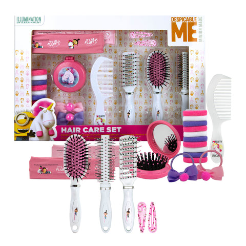 Minions 'It's So Fluffy' Hair Care Set