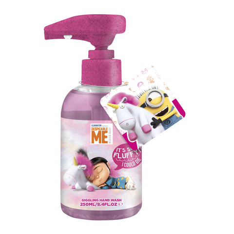Minions 'It's So Fluffy' Talking Hand wash 250ml