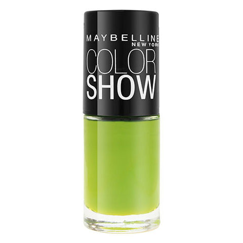 Maybelline Color Show 340 GO GO GREEN