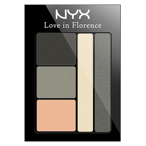 NYX Love in Florence Palette 06 TRYST BY THE TREVI