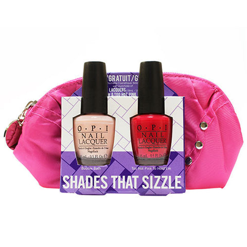 OPI Set SRD73 Shades that Sizzle