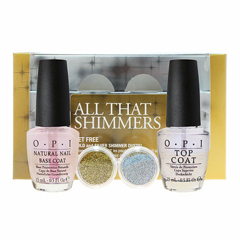 OPI Set SRE72 All that Shimmers