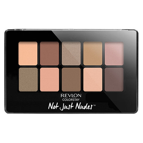 Revlon ColorStay Not Just Nudes Shadow Palette 02 ROMANTIC NUDES