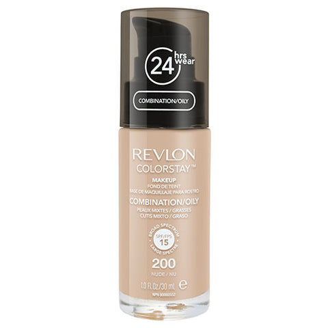 Revlon ColorStay Makeup Combination/ Oily Skin 200 NUDE