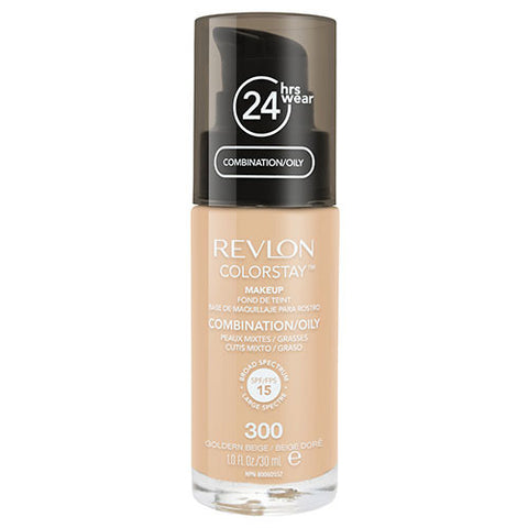 Revlon ColorStay Makeup Combination/ Oily Skin 300 GOLDEN BEIGE
