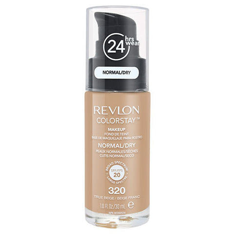 Revlon ColorStay Makeup Normal/ Dry Skin 320 TRUE BEIGE