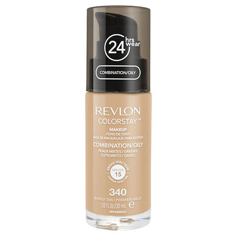 Revlon ColorStay Makeup Combination/ Oily Skin 340 EARLY TAN
