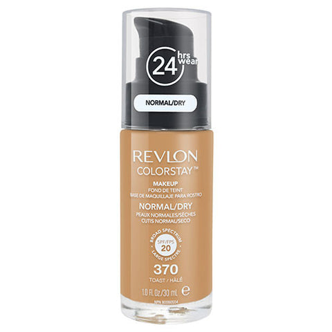 Revlon ColorStay Makeup Normal/ Dry Skin 370 TOAST