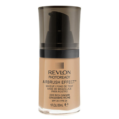 Revlon PhotoReady Airbrush Effect Makeup 009 RICH GINGER