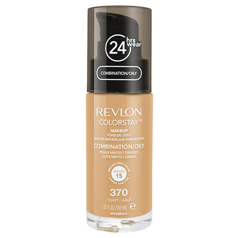 Revlon ColorStay Makeup Combination/ Oily Skin 370 TOAST