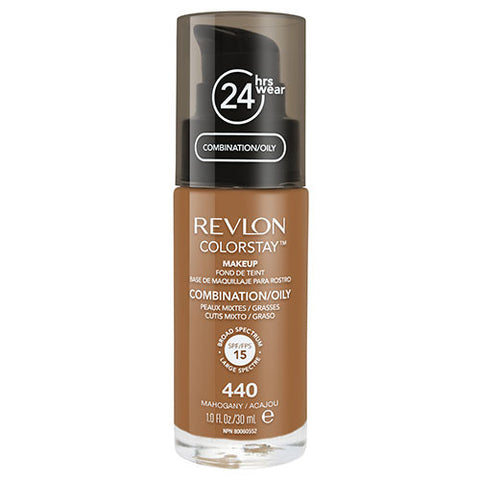 Revlon ColorStay Makeup Combination/ Oily Skin 440 MAHOGANY