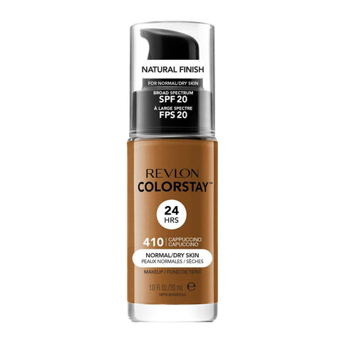 Revlon ColorStay Makeup Normal/ Dry Skin 410 CAPPUCCINO