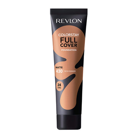 Revlon ColorStay Full Cover Matte Foundation 430 RICH GINGER