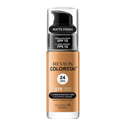 Revlon ColorStay Makeup Combination/ Oily Skin 375 TOFFEE