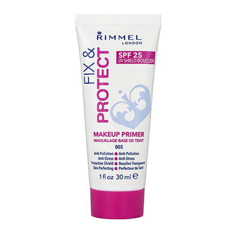 Rimmel London Fix & Protect SPF25 Primer 30ml 005