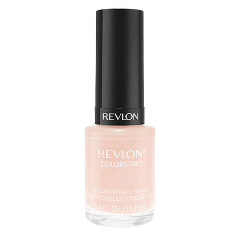 Revlon ColorStay Longwear Nude Expressions Collection Nail Enamel NATURAL PINK