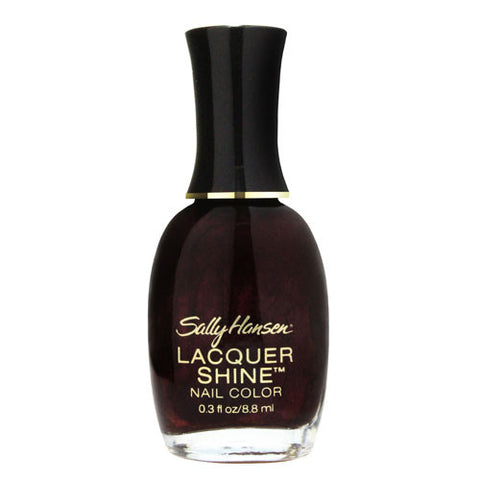 Sally Hansen Lacquer Shine Nail Color GLOSSY