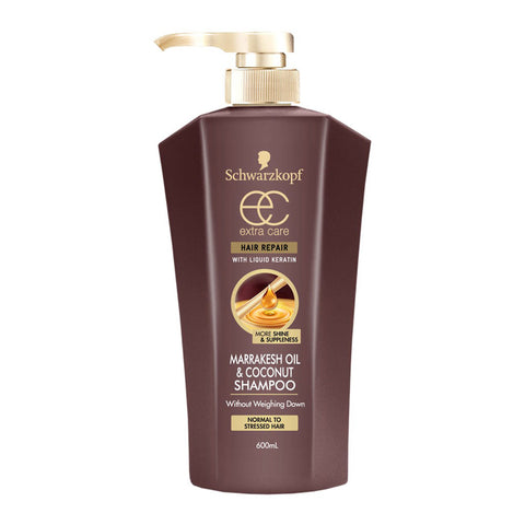 Schwarzkopf Extra Care Marrakesh Oil & Coconut Shampoo 600ml