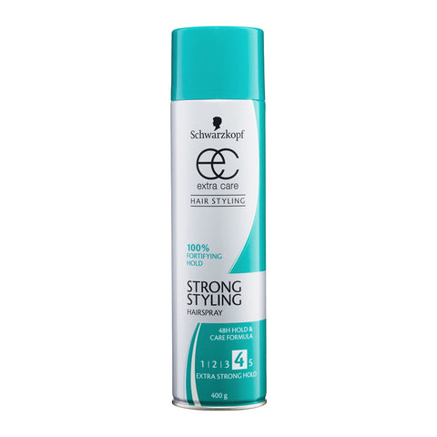 Schwarzkopf Extra Care Strong Styling - Extra Strong Hold 400g