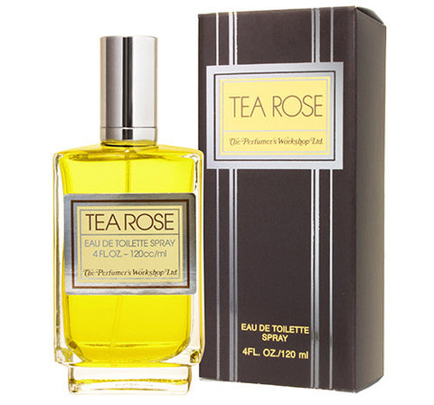 Tea Rose EDT 120ml Spray