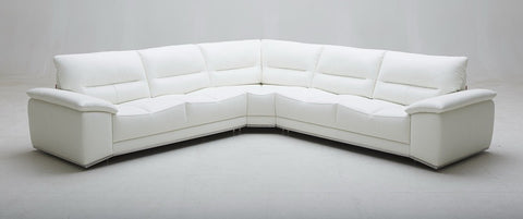 Adriana Premium Leather Sectional
