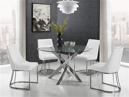 Galaxy 5 Piece Dining Set