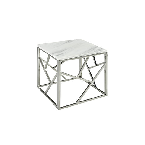 Carole Marble End Table