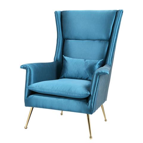 Cinque Terre Silk Accent Chair