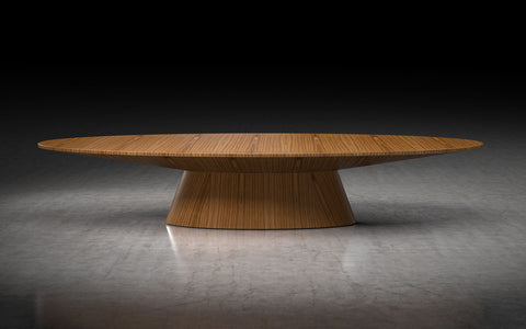 Eyre Coffee Table in Teak