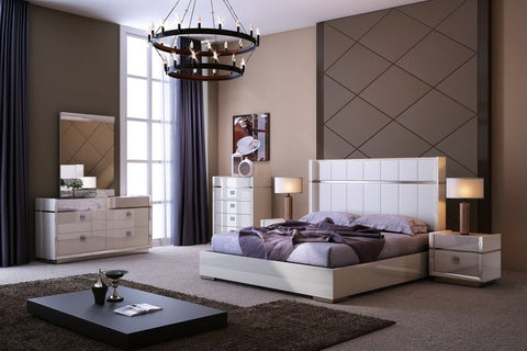 Paris Modern Bedroom Set