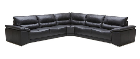 Romeo Premium Leather Sectional