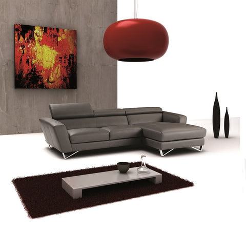 Sparta Mini in Italian Leather Sofa
