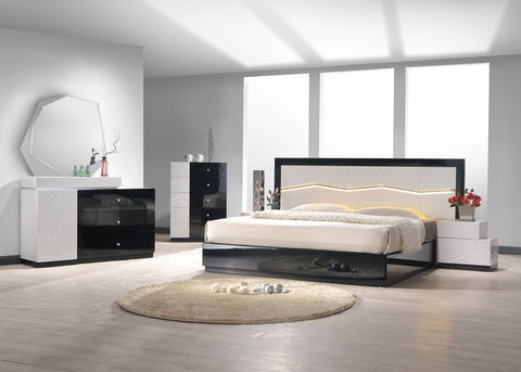 Turin Platform Bed Set