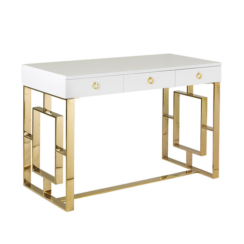 Baccarat Desk Gold