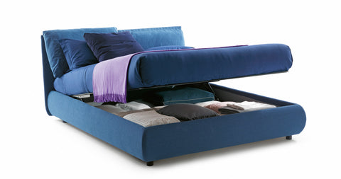 Malou Bed with storage system
