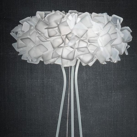 Clizia Floor Lamp - only white is in stock