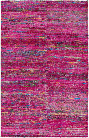Area Rug 5x8  Magenta - last one - discontinued
