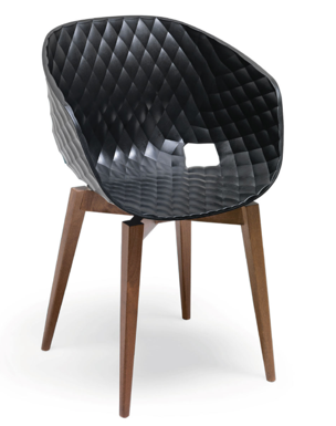Unika Barrel Dining Chair