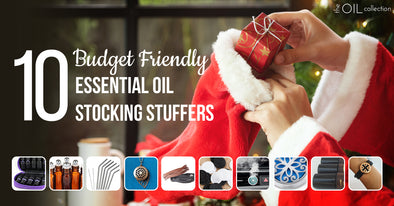 essential oils stocking stuffers