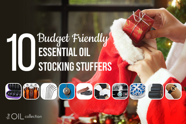 essential oils stocking stuffers budget friendly